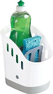 Kitchen Sink Organizer Sink Caddy for Kitchen Organization - Kitchen Sponge and Brush Holder and Organizer