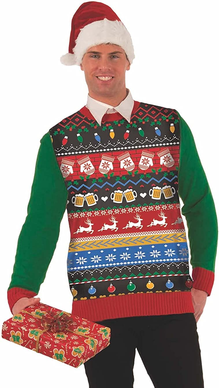 Forum Holiday Icons Sweater Christmas Ugly Austin Mall Luxury goods