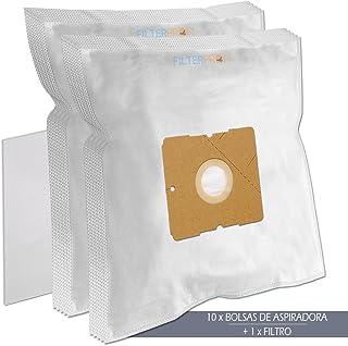 10 Bolsas Para Aspiradoras UFESA AC 3514 Mousy: Amazon.es: Hogar