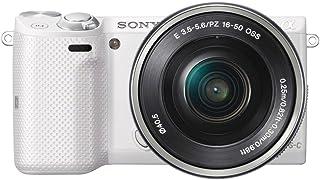 SONY ソニー デジタル一眼カメラ「NEX-5T」パワーズームレンズキット(ホワイト) NEX-5T NEX-5TL-W