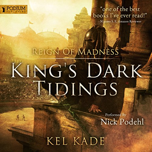 Reign of Madness audiobook cover art