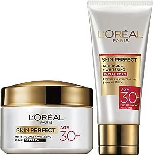 L'Oreal Paris Skin Perfect 30+ Facial Foam, 50ml & Skin Perfect 30+ Anti, 100 ml (Pack of 2)