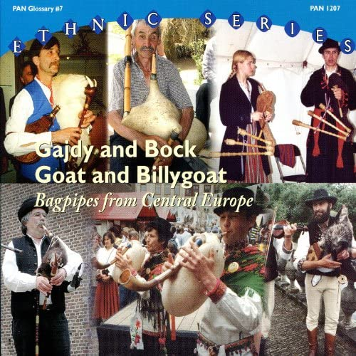 Various Bagpipe Players and Ensembles from Central Europe