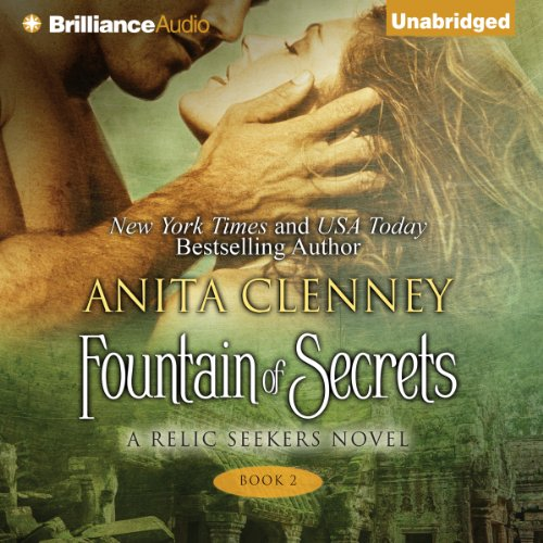 Fountain of Secrets audiobook cover art