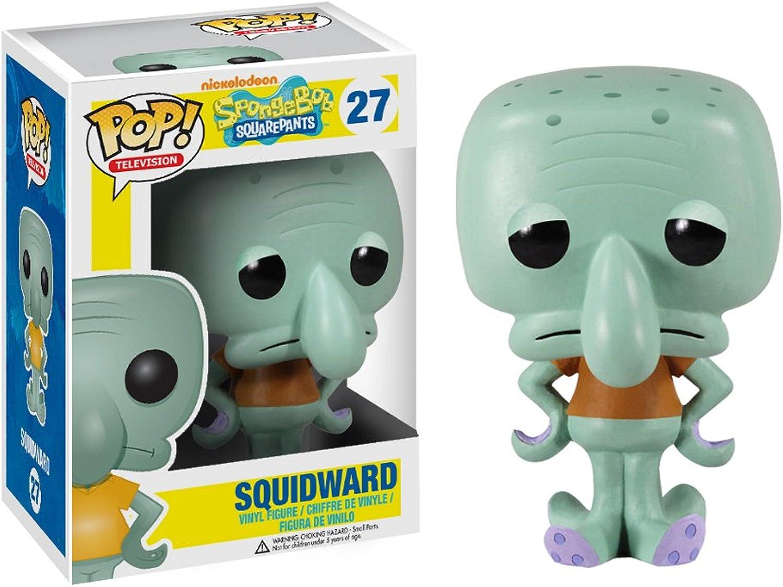 Funko POP  Spongebob Series BOBBLE-3.5  Squidward