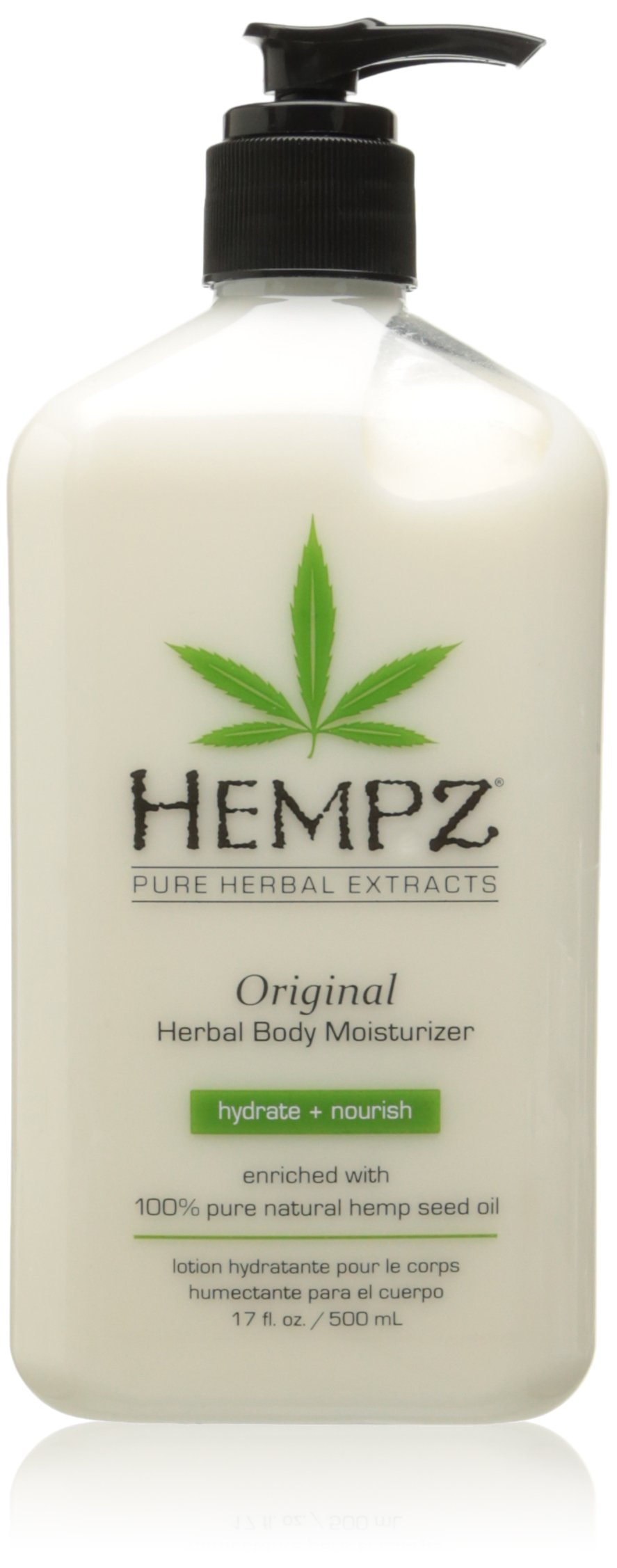 Hempz Herbal Moisturizer 17 Pack