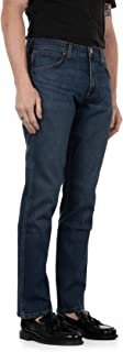 Wrangler mens GREENSBORO INDIGO WIT Jeans
