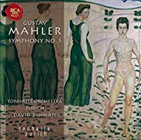 Mahler: Symphony No. 5 by David Zinman (2009-02-03)