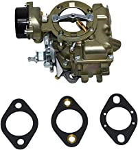 A-Team Performance 156 Carburetor YF Carter 1-Barrel Vacuum Choke Compatible with Ford F150 240 250 300