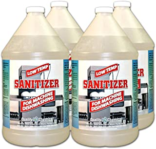 Low Temp Sanitizer-4 gallon case