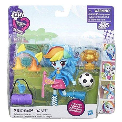 Hasbro My Little Pony- Equestria Girls Minis Set Bambola Mini con Accessori, Colori Assortiti, 029946