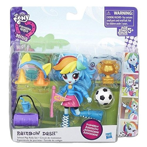 Hasbro 029946 My Little Pony - Equestria Girls Minis, sortiert