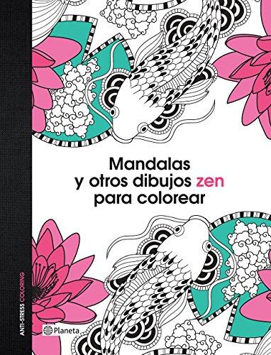 B4W.Book] Free Download Mandalas y otros dibujos zen para colorear ...