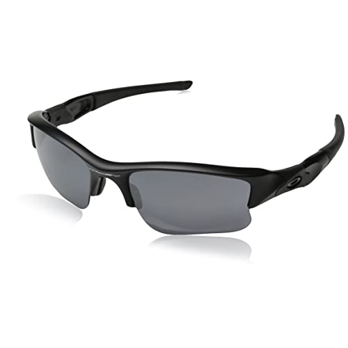 5c25406fb19 Oakley Men s Flak Jacket XLJ Rectangular Sunglasses