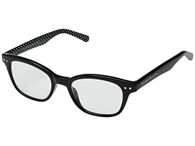 Kate Spade New York Rebecca 2 (Black) Reading Glasses Sunglasses