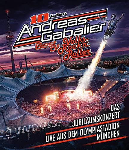 Andreas Gabalier - Best of Volks-RocknRoller - Das Jubiläumskonzert live aus dem Olympiastadion in München [Blu-ray]