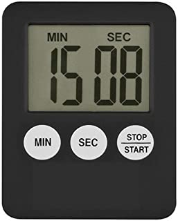 sdfghzsedfgsdfg LED digital hem kök elektronisk timer nedräkning påminnelse kökstimer