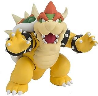 Tamashii Nations Bandai S.H. Figuarts Super Mario Bowser Action Figure