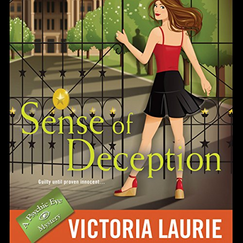 Sense of Deception cover art