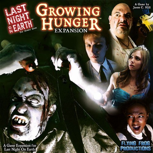 Flying Frog Productions Last Night on Earth: Growing Hunger Expansion
