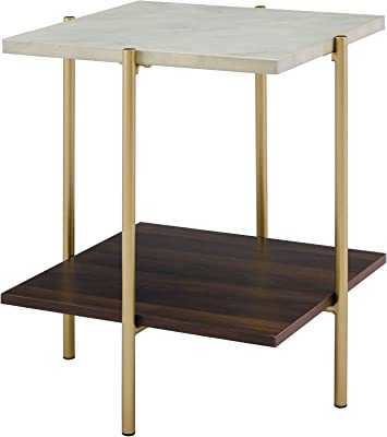 Amazon Com Winsome Wood Jared End Table Espresso Finish