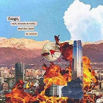 Fuego (feat. Saeh, Abad Dee, Nazur & M. Zeravla)