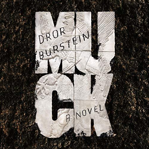 Muck audiobook cover art
