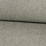 Frottee melange grau - Preis gilt für 0,5 Meter