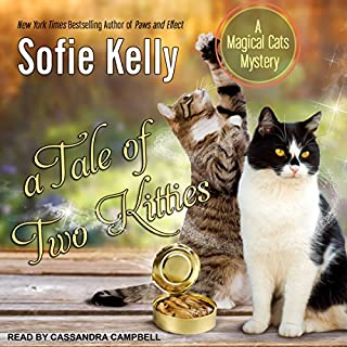 Page de couverture de A Tale of Two Kitties