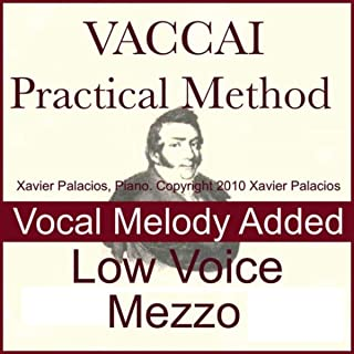 Practical Vocal Method: Lesson VII Runs and Scale Passages in F Major, Andantino