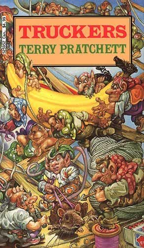 Truckers (Truckers trilogy) by Terry Pratchett (1990-09-01)