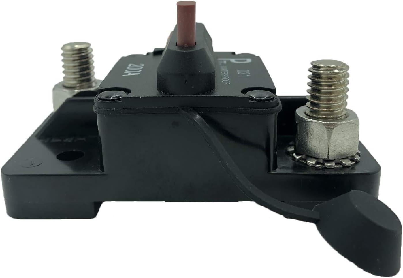 Circuit Breaker Water Proof Photo-Top 180A Hi-Amp Circuit Breaker ...