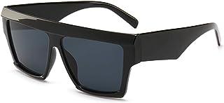 Gafas de Sol Gafas De Sol Cuadradas Vintage para Mujer Y Hombre, Gafas De Sol Graduadas De Lujo para Mujer, Gafas De Sol Uv400