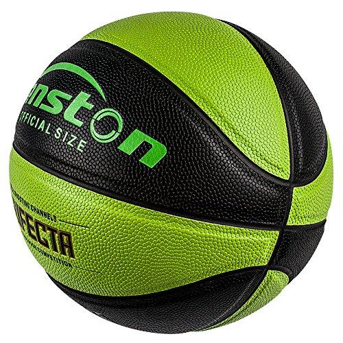 Senston Basketball Größe 5 Kinder und Jugend People Game Basket Ball Arena Training Lernende PU Basketbälle