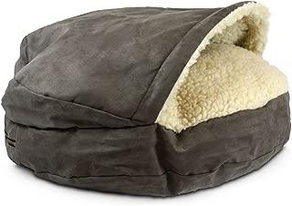 cozy cave orthopedic dog bed