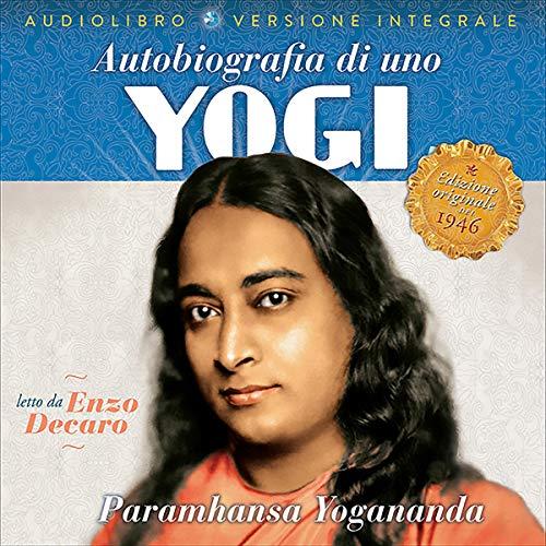 Autobiografia di uno yogi copertina
