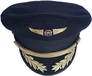 Best airline captain hat Reviews