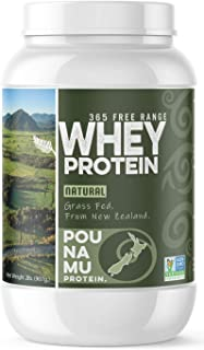 Pounamu Protein - Natural, Grass Fed Whey Protein. 365 Free Range, Non GMO Project Verified. Sourced from N...