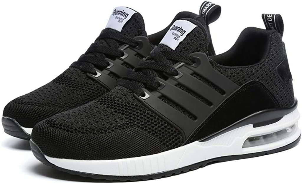 XUANOU Couple Sneakers Stylish Leisure Sport Casual Mesh Athletic Running Shoes