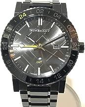 (バーバリー)BURBERRY BU9340 メンズ腕時計 デイト シティ GMT 腕時計 SS メンズ 中古