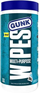 Gunk MPDW30-6PK Wipes 8 x 12 inch, 30-Count, 6 Pack