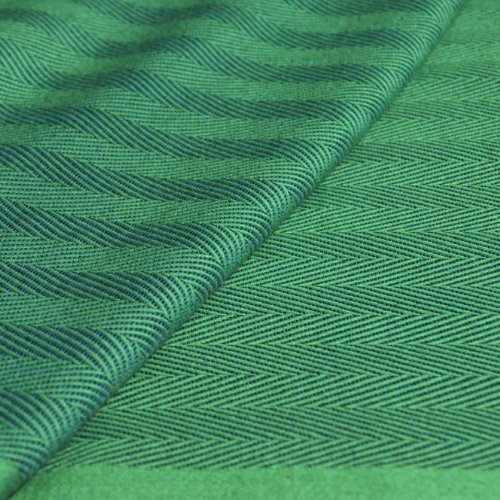Didymos ttr-790-007 Babytragetuch, Modell Lisca, Größe 7, smeraldo