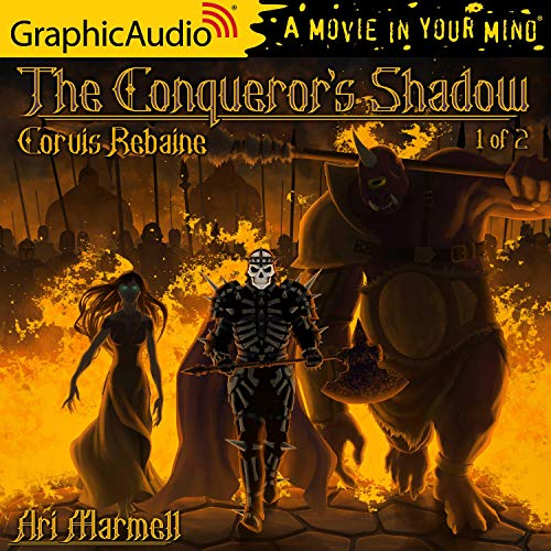 The Conqueror's Shadow (1 of 2)  By  cover art