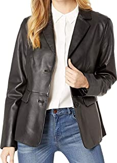 Best leather blazer for ladies Reviews
