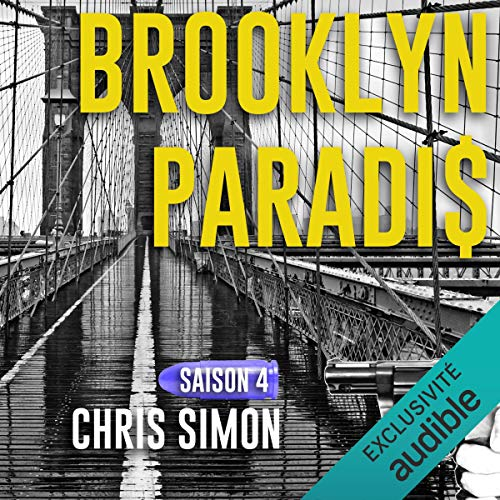Couverture de Brooklyn Paradis 4
