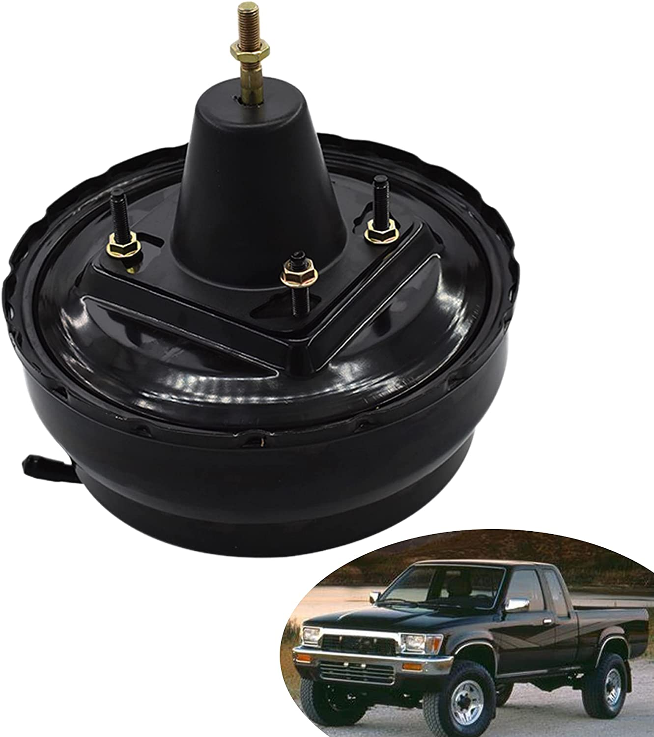 munirater Power 55% OFF Brake Booster Sale special price 53-2776 Replacement for 1989-1995