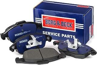 Borg /& Beck BBP2069 Kit pastiglie Freno