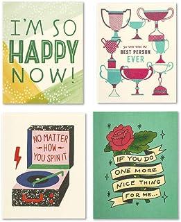 Compendium Love Muchly: 4 Pack Appreciation Card Bundle