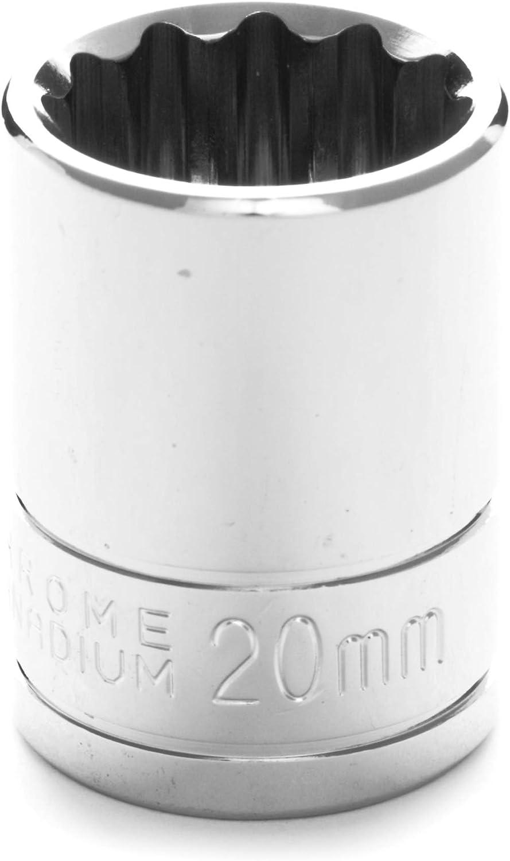 32mm Performance Tool W32832 1//2 Drive 12-Point Socket