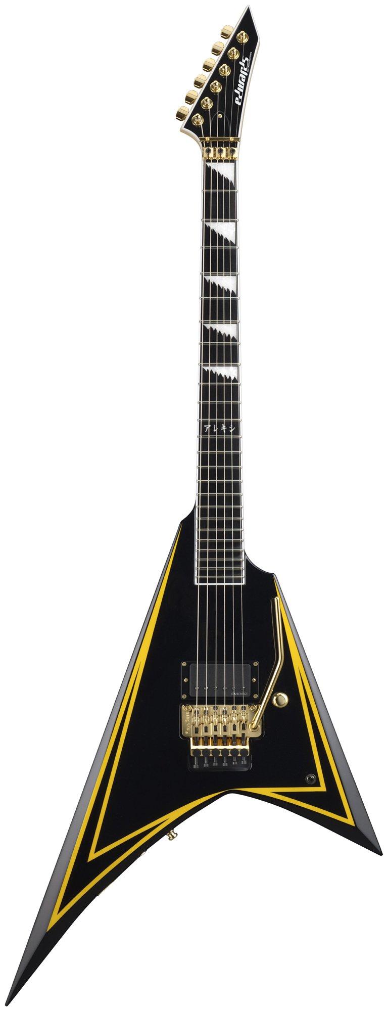 Cheap ESP Edwards E-AL-166 KATAKANA Children Of Bodom Alexi Laiho Signature Japanese Electric Guitar (Japan Import) Black Friday & Cyber Monday 2019